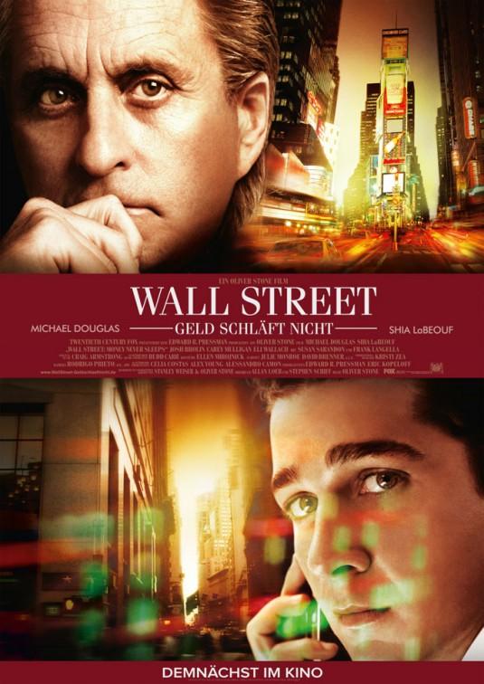 Wall Street : Money Never Sleeps วอล สตรีท : เงินอำมหิต