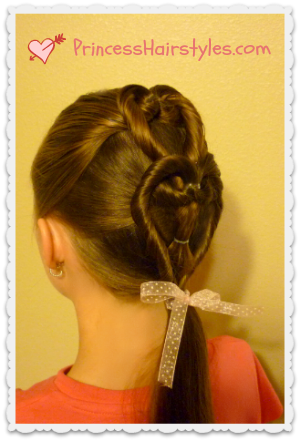 2 Hearts Hairstyle