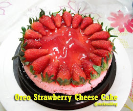 Strawberry Cheese Cake With Fresh Strawberry