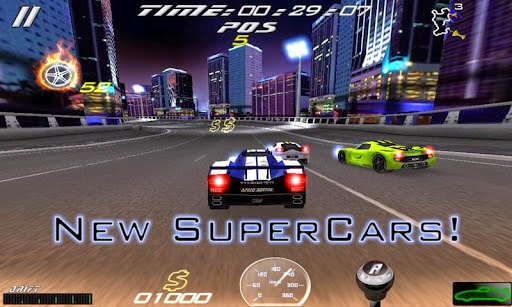Game Speed Racing Ultimate 2 For Android screenshot by jembercyber