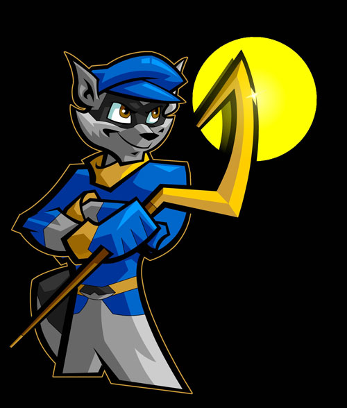 Sly Cooper News The Cooper Gang