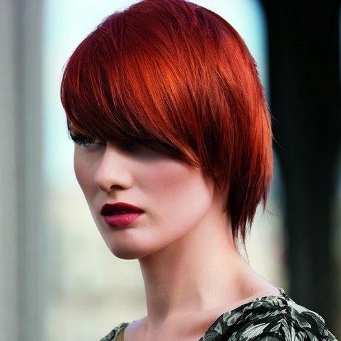 Latest Updates About Fashion Styles Women S Red Hair Color Ideas 2015
