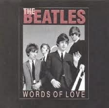 beatles words of love