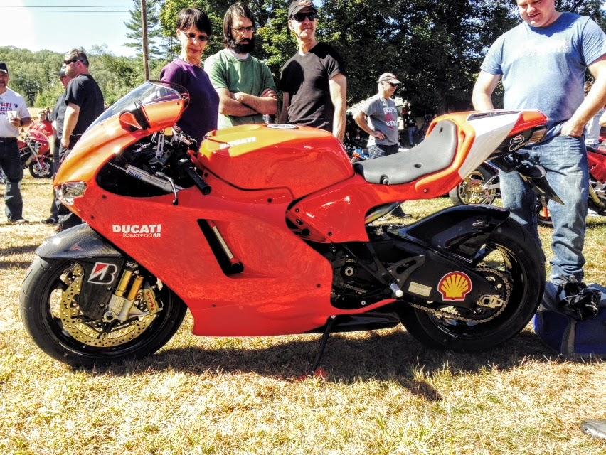 Ducati Desmosedici RR 850 / 1500