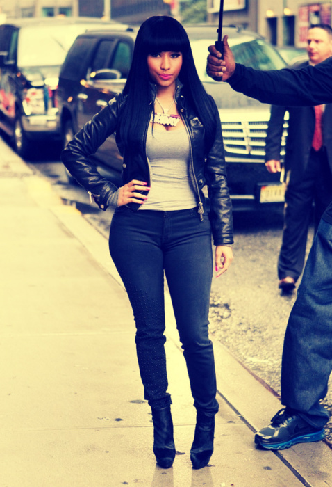 Fashion Is My Drug Nicki Minaj The New Real Life Barbie