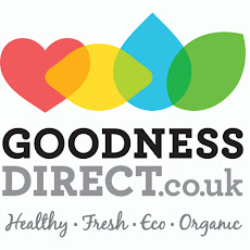 Get £10 off Goodness Direct orders over £35 using code 32234P33.