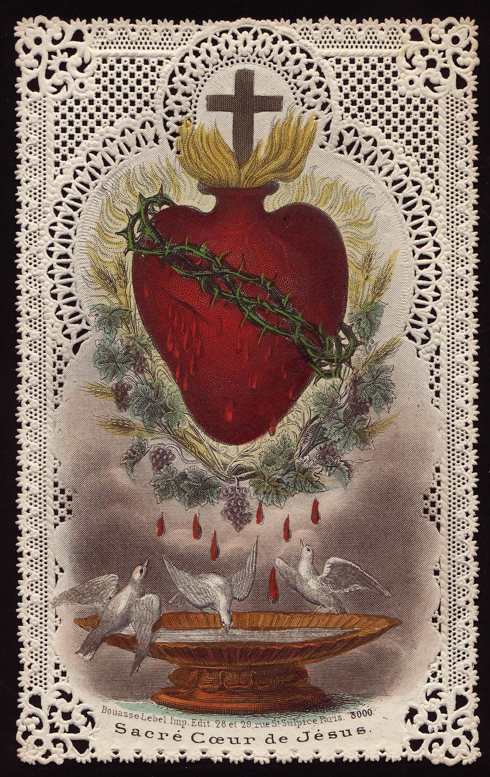 Doce Coração de Jesus