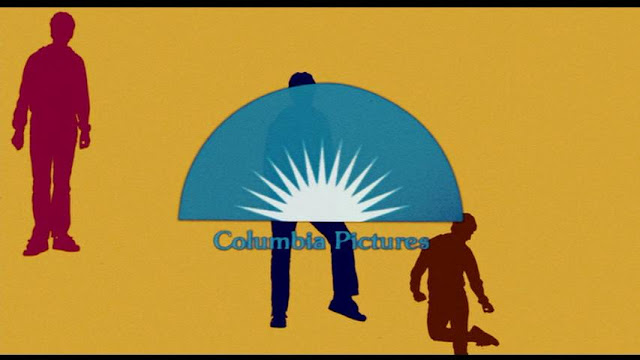 It looks like Michael Cera's about to do a fan dance with the '70s Columbia logo. Um, God, I said to You I wanted to see Emma Stone do a fan dance with the '70s Columbia logo, not Michael Cera.