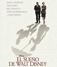 El Sueño de Walt Disney (2013) [Vose]