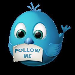 Y por supuesto también en Twitter!!