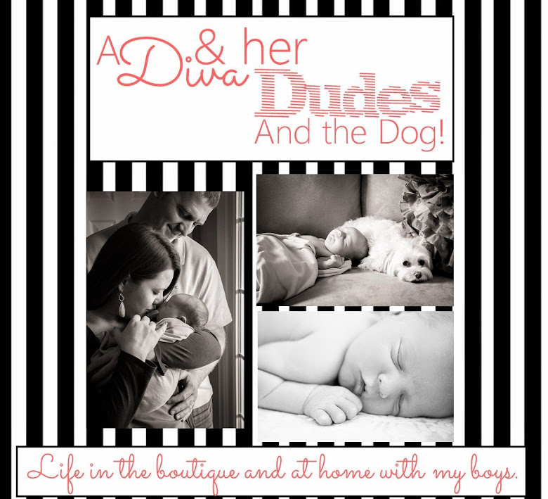 A Diva & Her Dudes