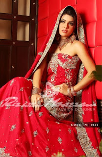 Latest Bridal Collection for girls