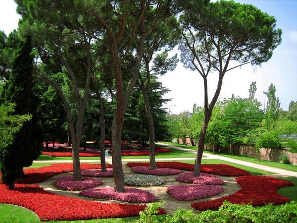 Conocer España: Parque del Capricho , Madrid