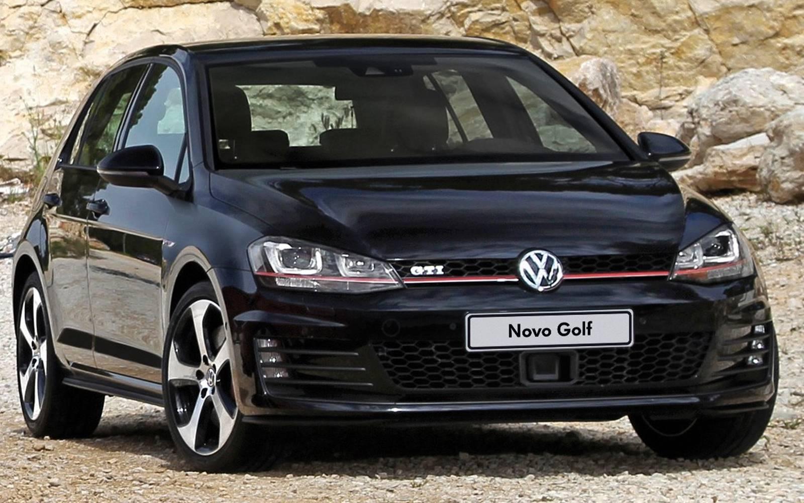 Novo VW Golf 2016
