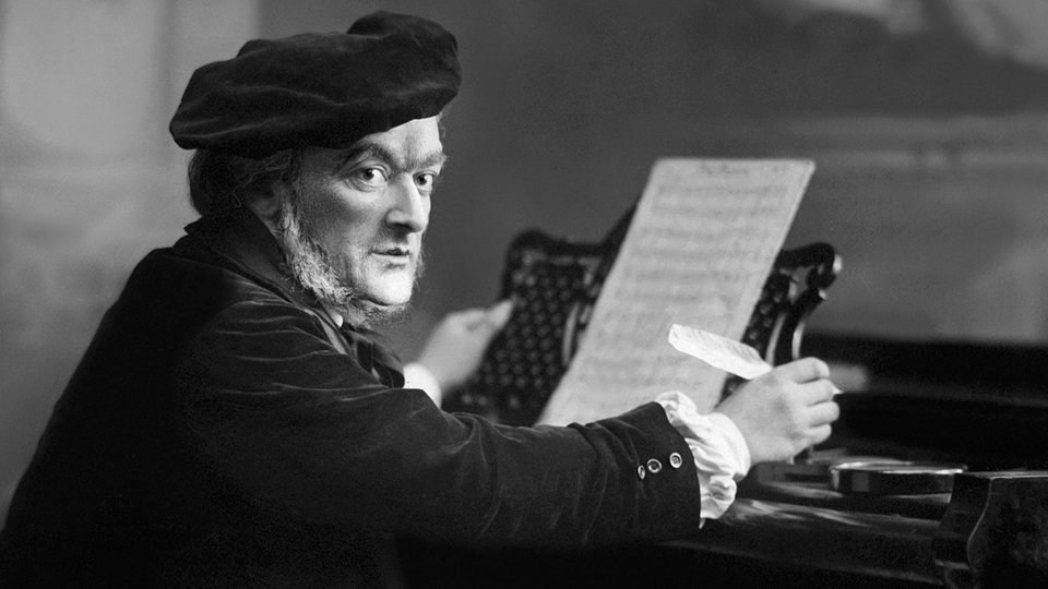 biography of richard wagner Essay Examples