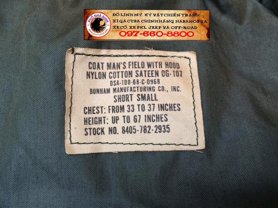 field jacket m65