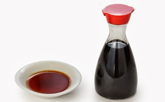 Soy-sauce overdose
