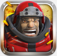 Battle Command IOS game like Clash of Clans