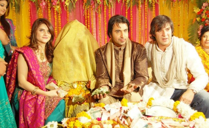 The Day Of Her Wedding Was Talk Town Since Date Has Been Announced And Celebs Actively Participated In Every Function