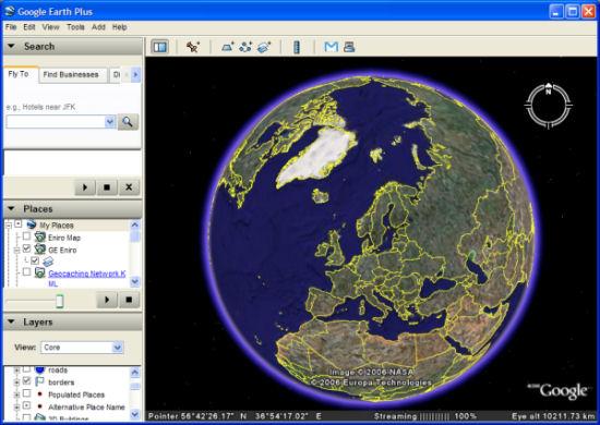 166 برنامج جوجل ايرث تنزيل قوقل ايرث  google earth  في أخر اصدار