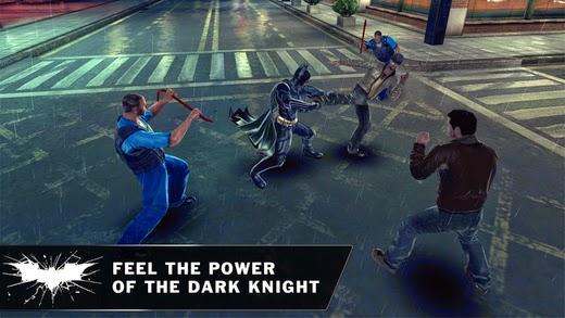The Dark Knight Rises v1.0.4 for iPhone/iPad