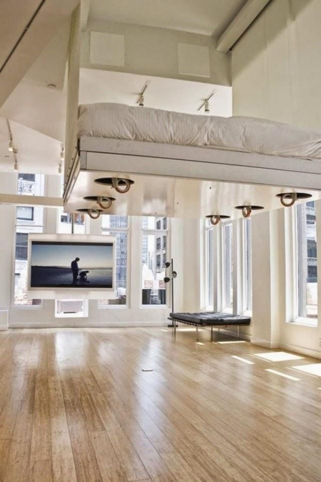 Loft Beds For Adults Good Idea Small Apartment Bedroom Design