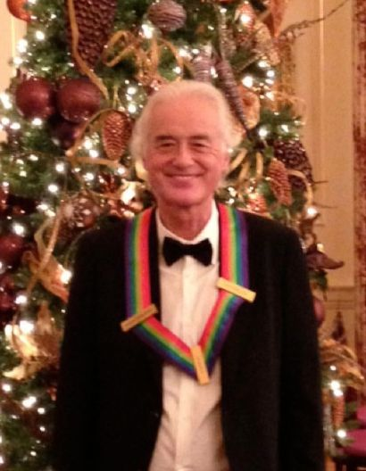 led zeppelin jimmy page issues year end update - Led Zeppelin Christmas