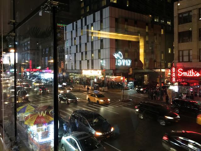 "Our ""We Miss NYC"" Weekend"