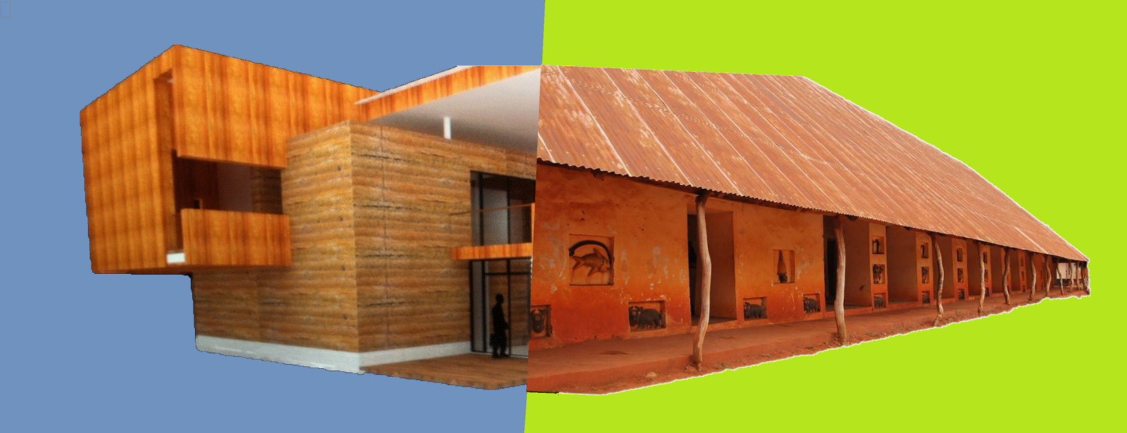 Architecture africaine moderne 28 images une maison for Architecture africaine