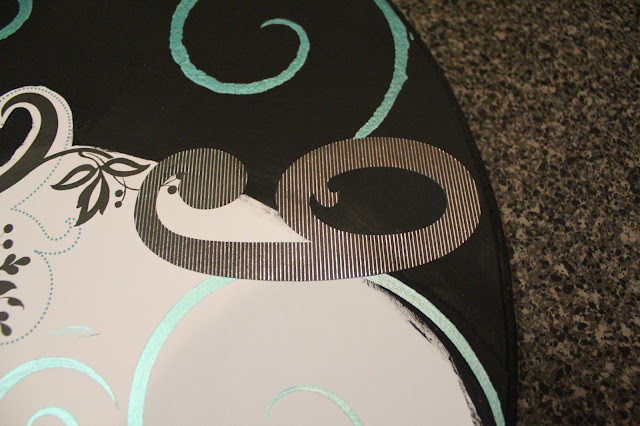 cricut storybook, mod podge, how to make a clock