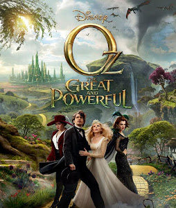 Poster Of Oz the Great and Powerful (2013) Full English Movie Watch Online Free Download At Downloadingzoo.Com