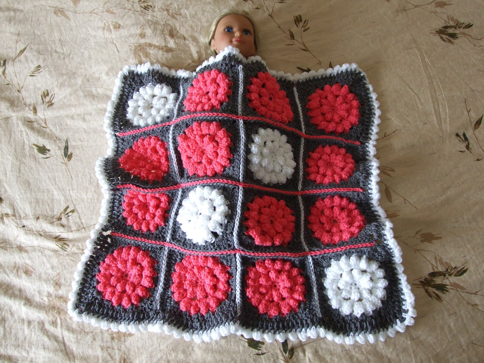 Free Crochet Doll Blanket Patterns 7 500 Photo Blanket