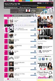 lagu kpop korea terbaru 2011