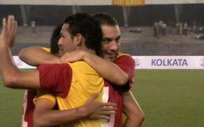 Kingfisher East Bengal face Salgaocar SC in the Final