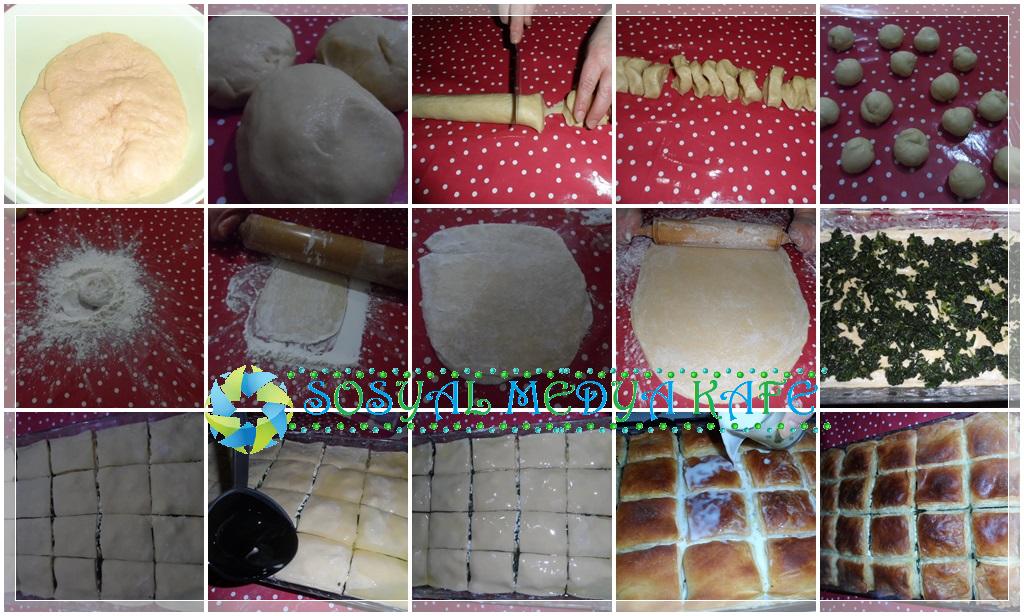 baklava hamurundan börek nasıl yapılır ıspanaklı börek nasıl yapılır