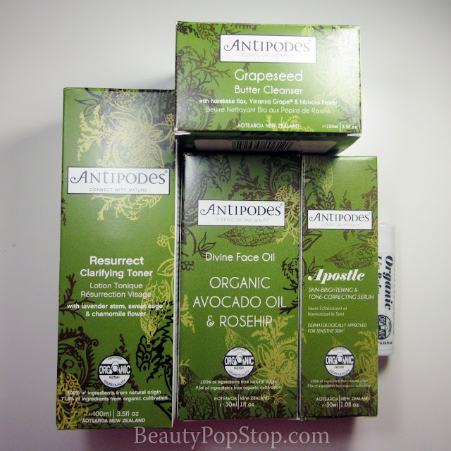Antipodes Organic Skin Care Review