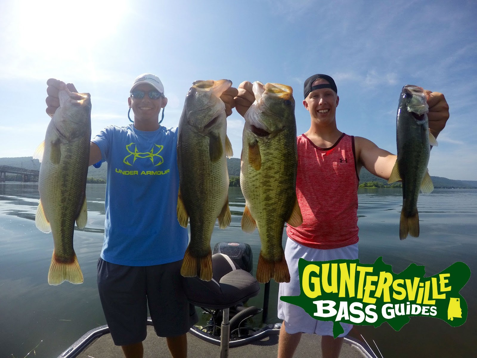 guntersville bass guides lake guntersville fishing report
