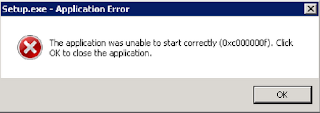 the application was unable to start correctly 0xc0000005 google chrome
