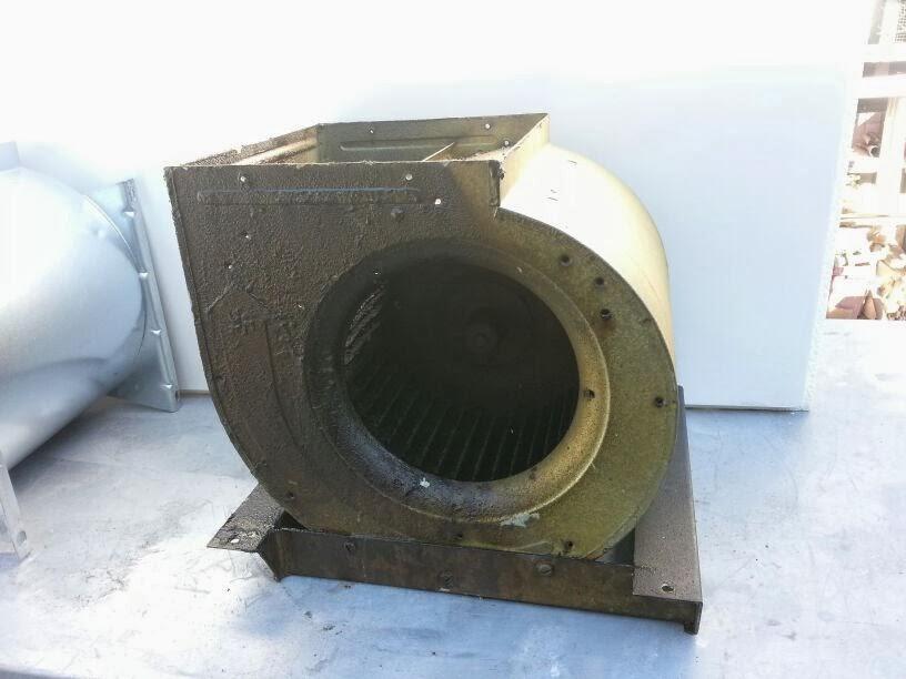 Trabajos verticales madrid o trabajos en vertical for Ruido extractor cocina