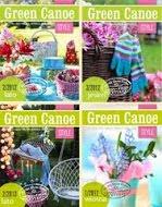 Magazyn Green Canoe wszystkie wydania