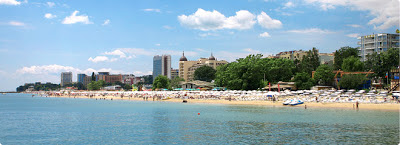 Golden Sands Holidays in Bulgaria