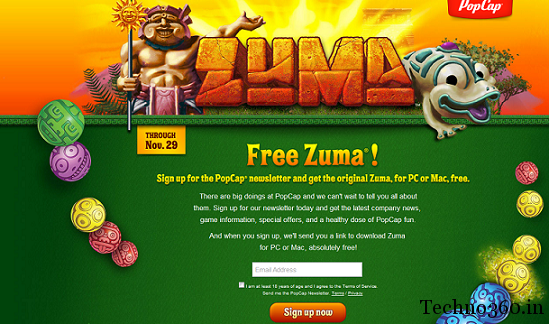 zuma deluxe free download full version no time limit