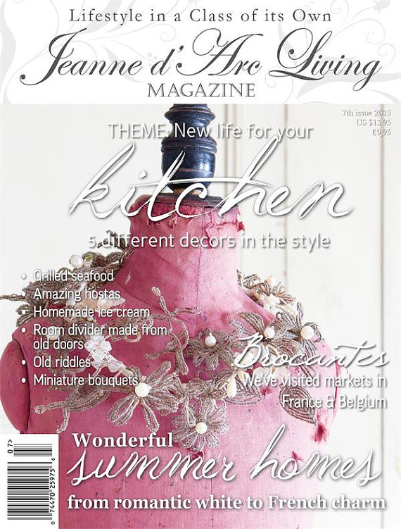 Jeanne d'Arc Living issue seven