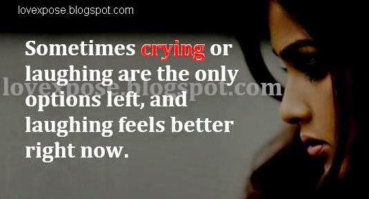 don't cry quotes love saying status