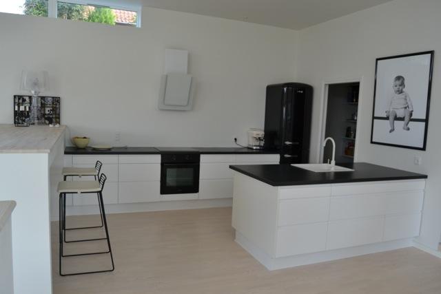 Bloomerskids and more...: køkken/alrum i det nye hus :)