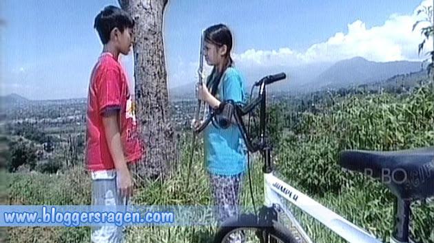 Pemeran Balaplah Daku Kau Kucinta FTV SCTV