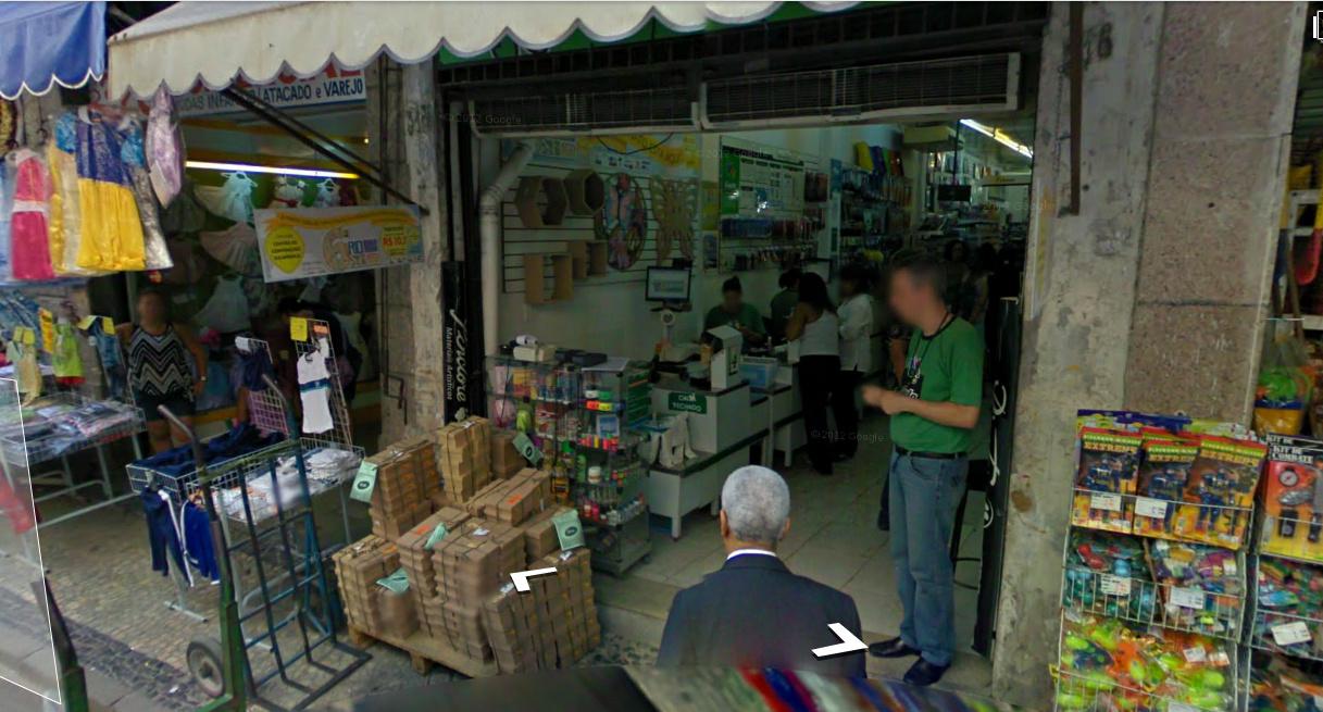 Artesanato Jornal Passo A Passo ~ Conhecendo a Saara no Rio de Janeiro