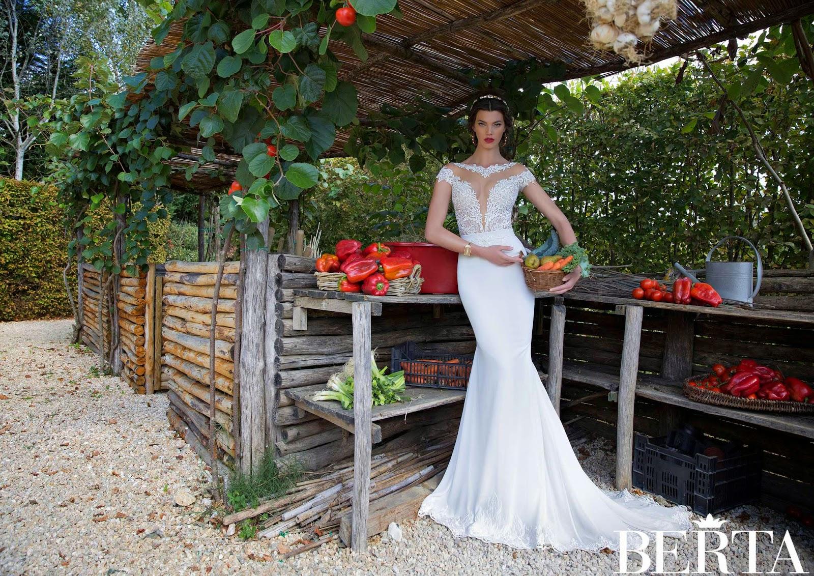 Vestidos de Berta Bridal por fin en España.