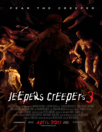 Watch Online Jeepers Creepers 3 2017 720P HD x264 Free Download Via High Speed One Click Direct Single Links At pueblosabandonados.com