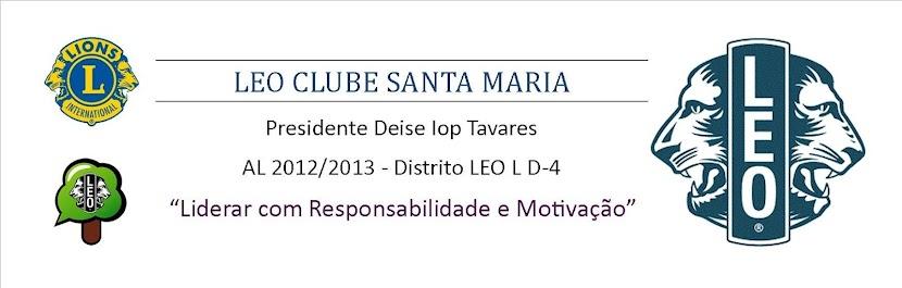 LEO Clube Santa Maria